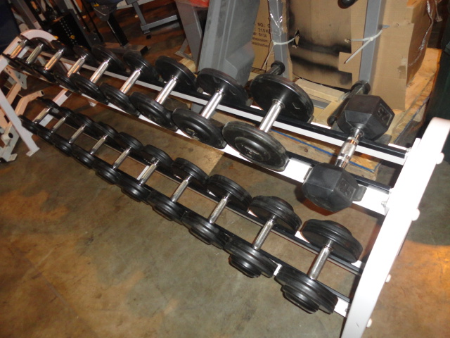 Midwest Used Fitness Equipment Intek Urethan Pro Style