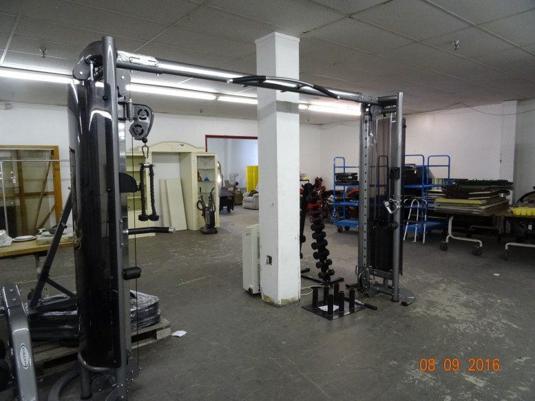 Midwest Used Fitness Equipment Matrix Fitness G3 Ms20