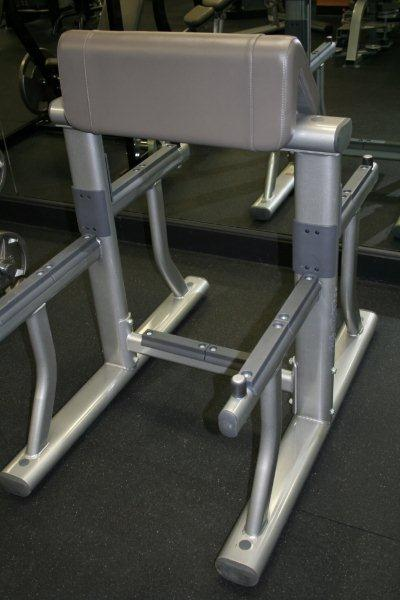 Midwest Used Fitness Equipment Life Fitness Signature Series Arm Curl Preacher Curl Bench