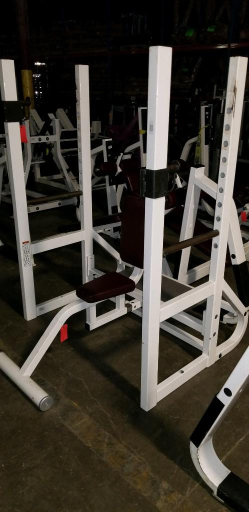 Midwest Used Fitness Equipment Cybex Military Press 5471