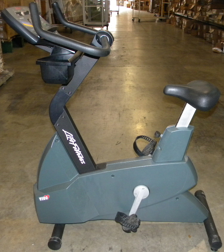 Midwest Used Fitness Equipment Life Fitness Lifecycle 9100