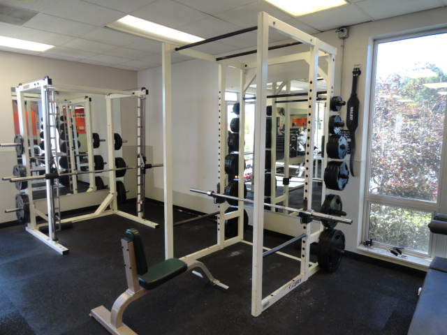 Midwest Used Fitness Equipment Cybex Power Rack