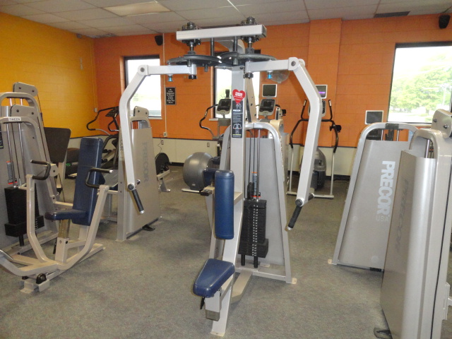 Midwest Used Fitness Equipment Icarian Gym Package