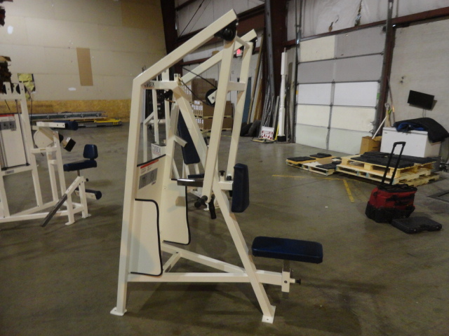 Midwest Used Fitness Equipment Cybex Seated Back Row