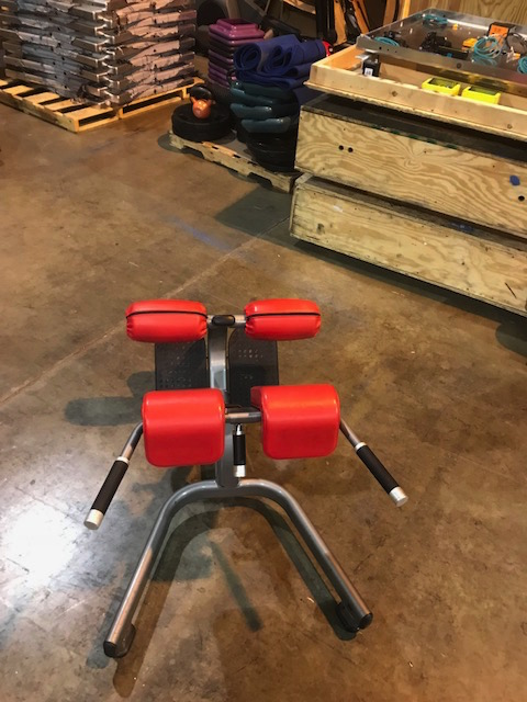 Midwest Used Fitness Equipment Metrix G3 Fw52 45 Degree