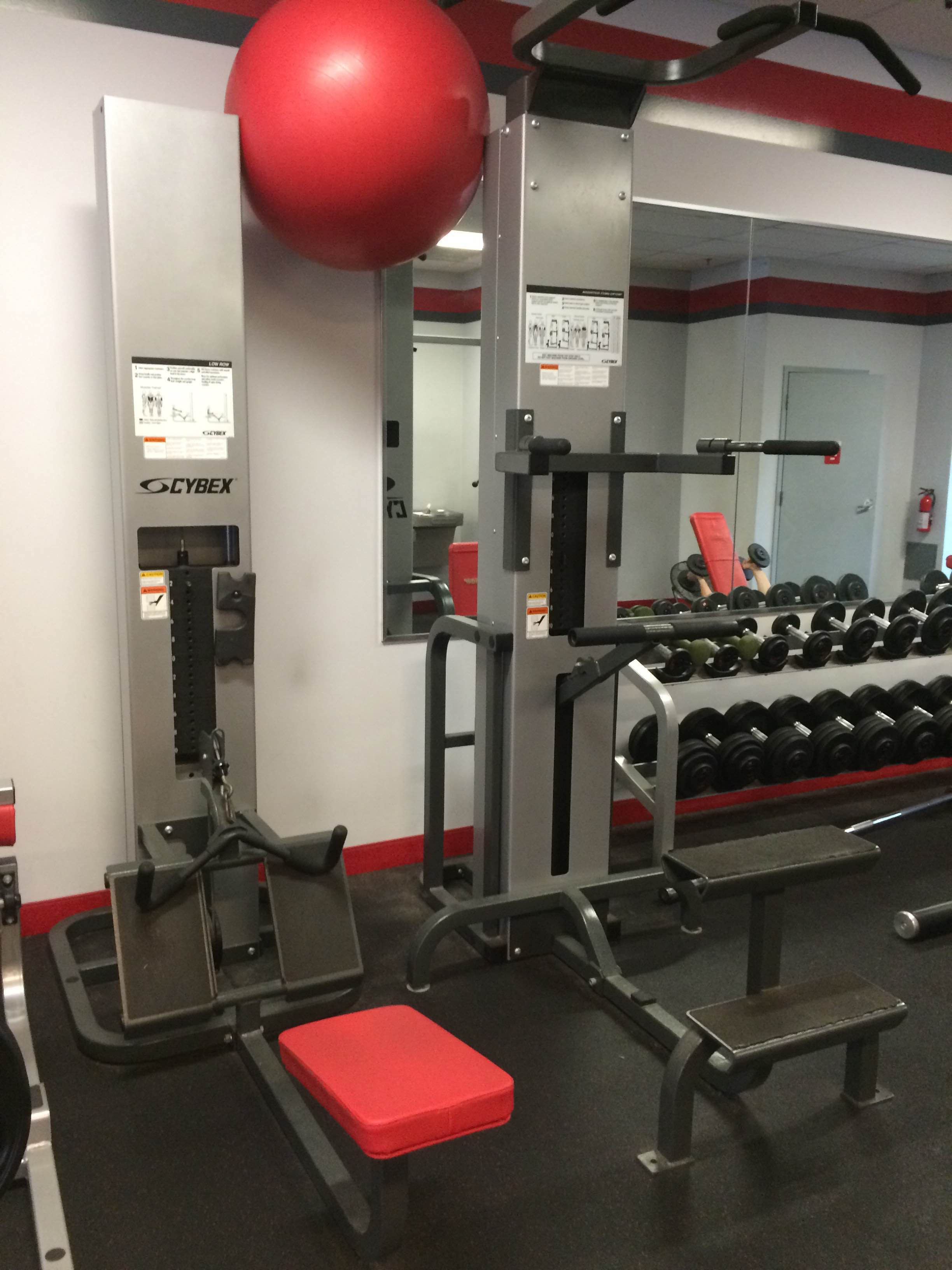 Midwest Used Fitness Equipment Cybex Vr3 Full Gym