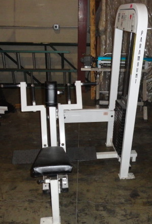 Midwest Used Fitness Equipment Paramount Fitness