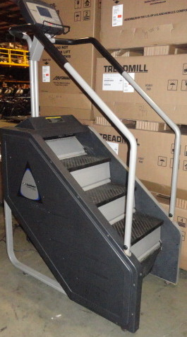 Midwest Used Fitness Equipment Stairmaster 7000pt Stair