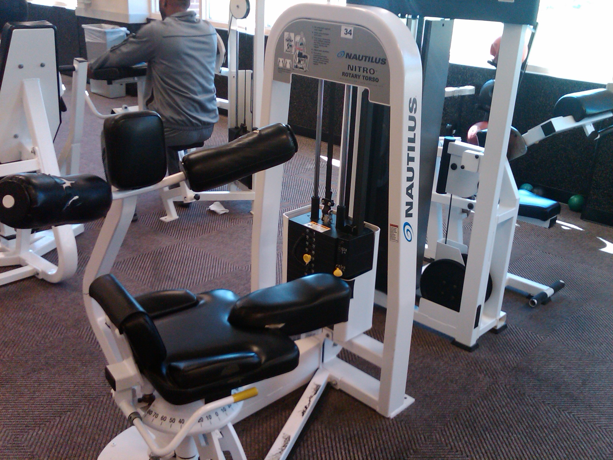 Midwest Used Fitness Equipment 11 Piece Cybex Vr2